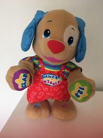 Fisher Price Laugh n Learn Dance n Wiggle Puppy £10