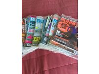 21 Monthly Copies Of Runners World Magazines. Very Helpful If You Are A Runner.