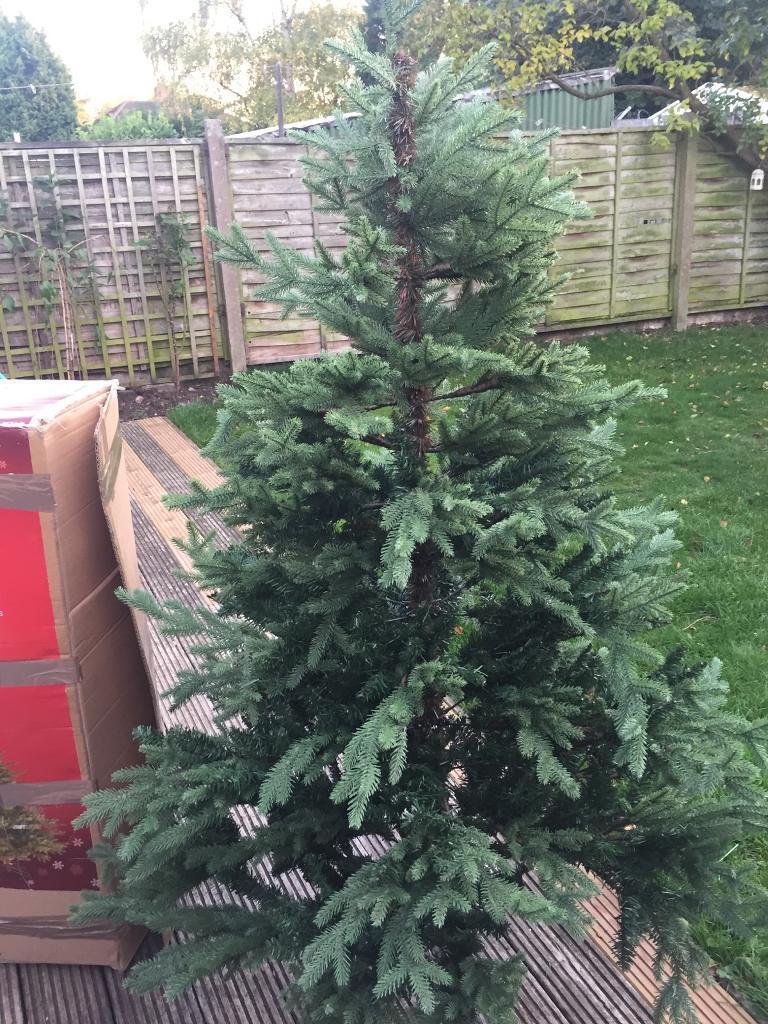 Christmas tree Homebase 6ft Norway spruce | in Erdington, West ...