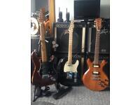 GIBSON 33-5S Standard Firebrand Guitar