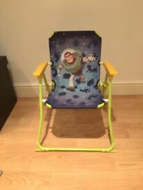 Toy Story fold up chair