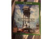 Star Wars Battlefront ( Xbox one)