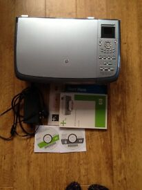 HP PSC 2350 All In One Printer, Photocopier and Scanner
