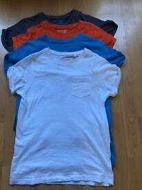 NEXT Boys Set of T Shirts Age 10 Years