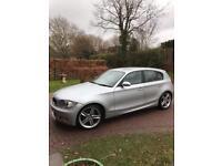 BMW Msport 5 dr diesal