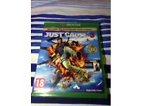 Mint Condition Just Cause 3 for XBOX ONE
