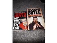Frankie Boyle Books