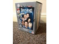 Scrubs 1-9 Box Set (31 Discs)