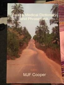 Swahili Medical Dictionary and Phrasebook