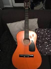 Lauren 5 os 3/4 steel string acoustic