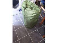 Job lof of self inflatable camping mats