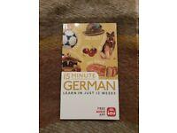 Language Book to learn German