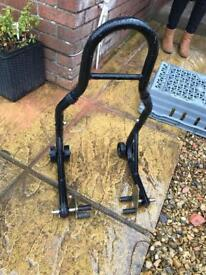 Q Tech wheel stand