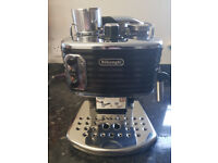 DeLonghi Scultura Coffee Machine £80