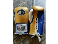 16/ oz new grant boxing gloves