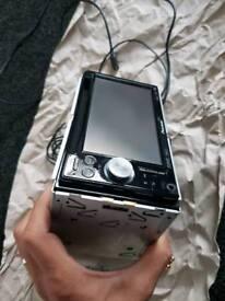 Pioneer AVIC-F90BT satnav Bluetooth