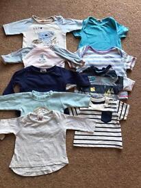 Baby boy 0-3 month bundle