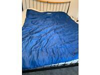Large double sleeping bag