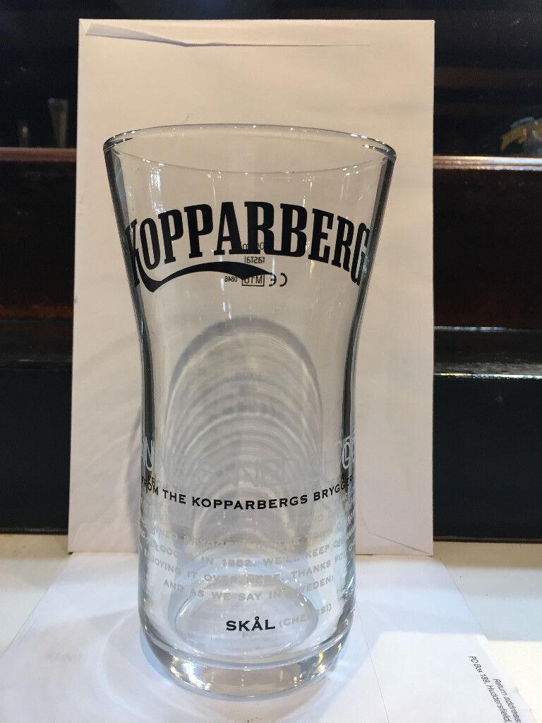 Kopparberg Pint Glass