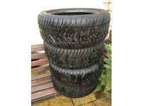 Winter tyres - 4 x Good Year Eagle Ultra 195 50 R15 / 82H