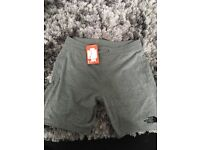 The North Face grey shorts Large