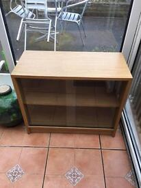 FREE Display cabinet/bookcase FREE !!