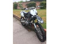 Smc YB 250 4stroke. Full size crosser! Not kx , cr or ktm!