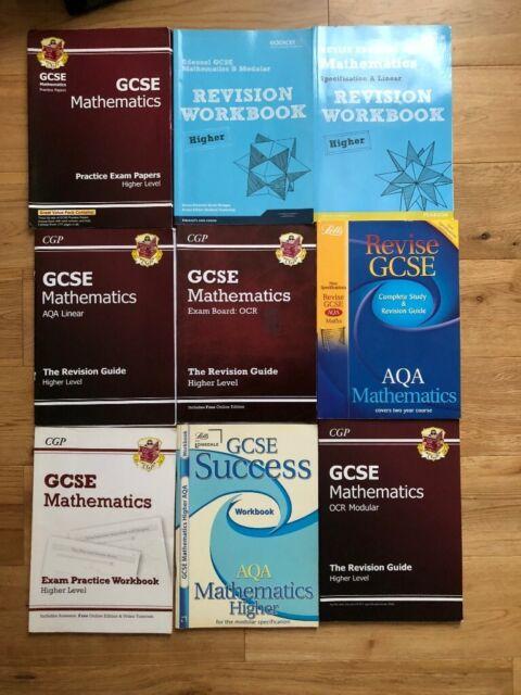 GCSE Maths Books (Old Spec, Higher Tier - A*-B) | in Newham, London |  Gumtree