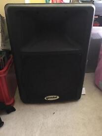 Gemini speaker and stand