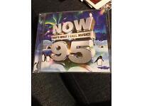 Now 95 brand new