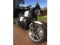 Triumph Bonneville SE Year 2011 may p/x or swap Classic bike or Sportster.