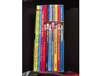 horrid Henry set of 10 books in box