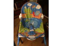 Fisher Price Infant to Toddler Rocker & Seat