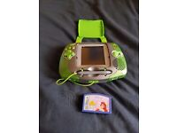 Leapster Leapfrog Kids Game Console