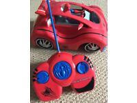 Spider Man Remote Control Car