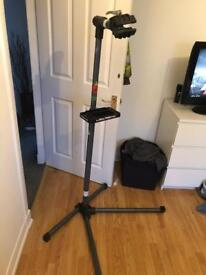 Mountain bike work stand