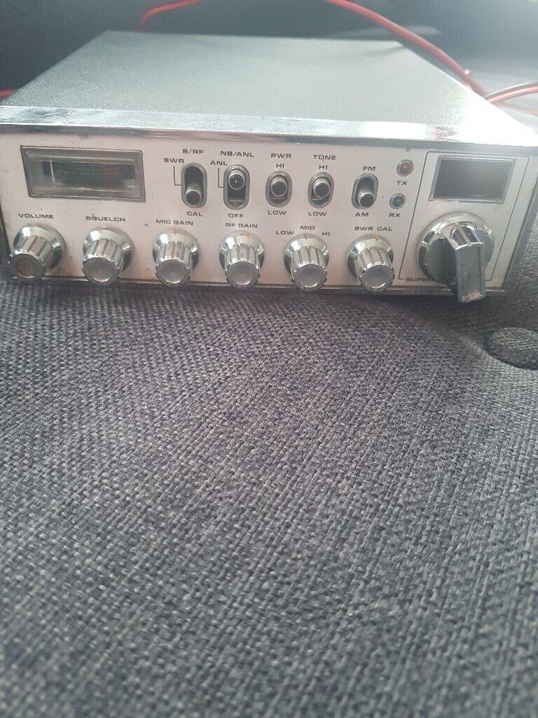 CB radio for sale | in Bangor, County Down | Gumtree