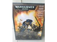 WarHammer 40,000 Space Marine Battleforce (UnOpened)