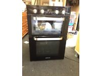 Kenwood KD150 Electric Fitted double oven