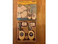 Tomy baby monitor walkabout classic advance