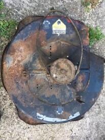 Mtd 504 lawnflite 30 inch cutting deck