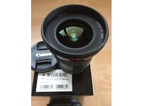 Canon 16-35 f2.8 ii Wide angle Lens DSLR 5d mark iii 5d mark iv mark ii 1dx 80d 70d 7d 6d