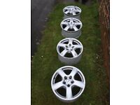 18' rims for Audi - 4 of them