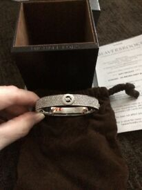 Michael Kors stone set bangle