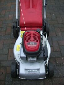 Honda Lawnmower wanted.any condition