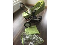 Mothercare MY3 buggy & maxi cosy seat