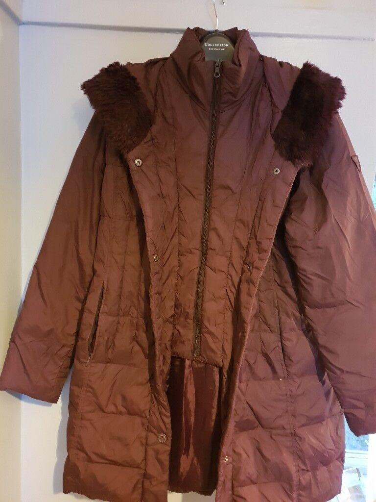 Designer Down Coats For | Ladies Designer Winter Down Coat In West Derby Merseyside Gumtree