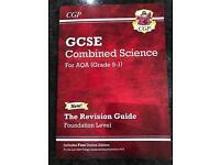GCSE Combined Science AQA grade 9-1