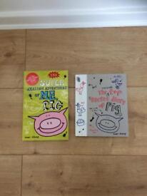 2 Brand New Books