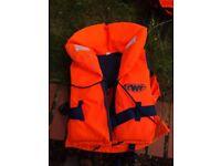 TWF Toddler Size (10-20kg bodyweight) Life Jacket